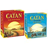 Catan 5th Edition with Seafarers Game Expansion