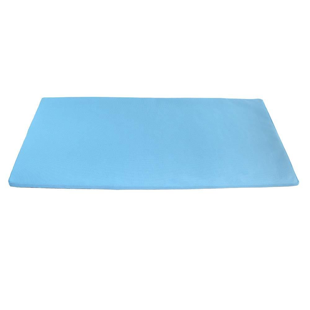卸し売り購入 クロッツ 40mm+20mm エアソフトマットレス オーバーレイ 40mm+20mm ライトブルー ライトブルー クロッツ ライトブルー B07HJ9JQ3V, 青葉区:d749790d --- a0267596.xsph.ru