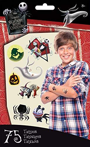 Trends International Nightmare Before Christmas - Standard Tattoo -