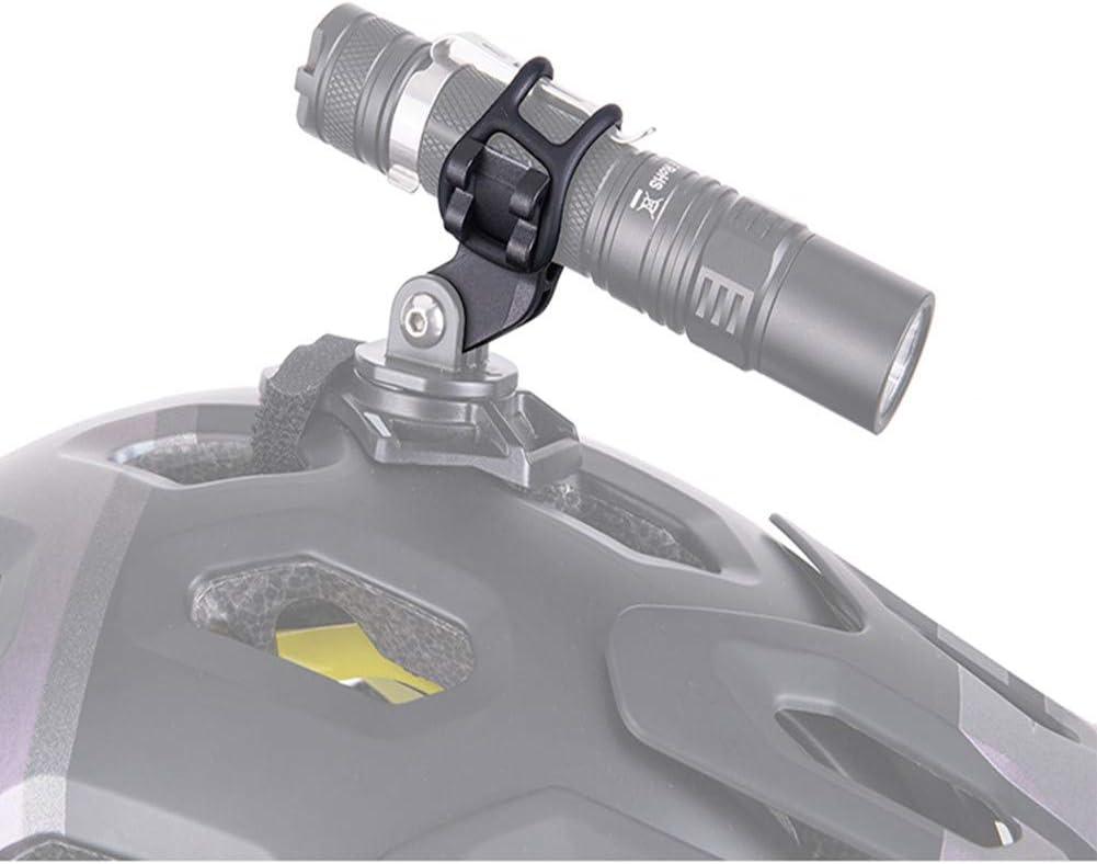 Bicycle Bike Light Torch Flashlight Holder Clip Mount Bracket For Gopro Camera