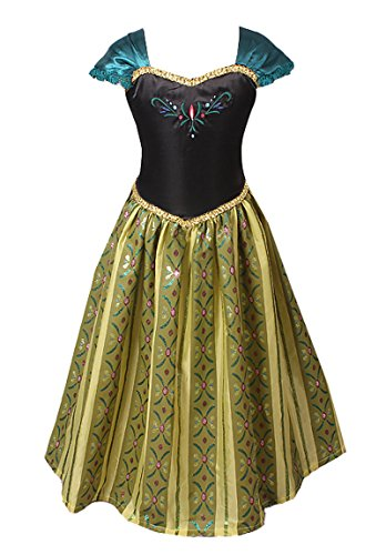 ANNA CORONATION Dress Costume