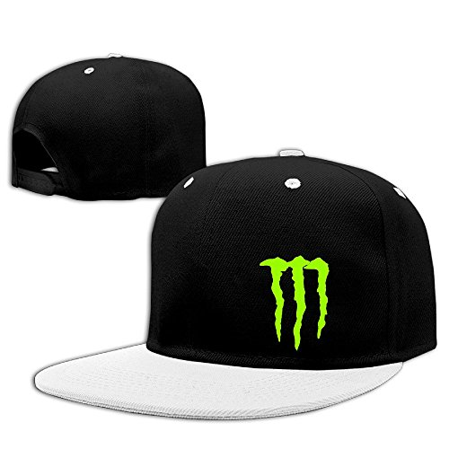 [Custom Unisex Monster Claw Adjustable Summer Hats Caps White] (Kentucky Derby Costumes For Dogs)