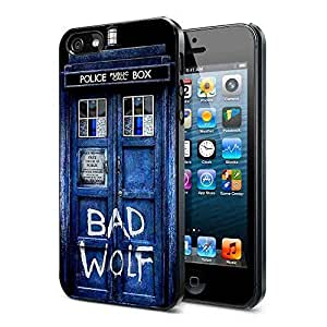 Tardis Bad Wolf Phone Cases, iPhone Case, Samsung Galaxy Case (LEAVE US A MESSAGE WHICH DEVICE & Color You Choose) by ruishername