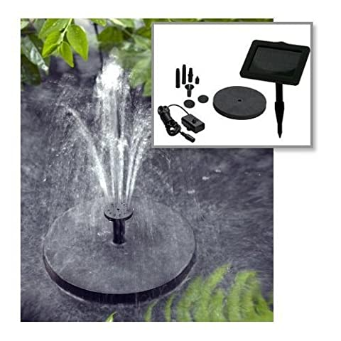 Smart Solar Fountain Pump Kit 150 - Smart Solar Fountain