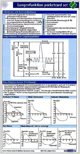 Lungenfunktion pocketcard (3er-Set): Amazon.de: Michael Jakob: Bücher