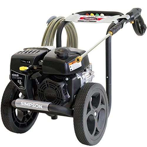 SIMPSON MS60763-S 3000 PSI Gas Pressure Washer
