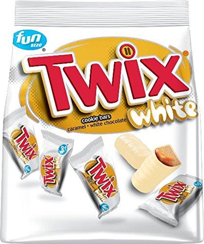TWIX WHITE MIX FUN SIZE 9.70 oz