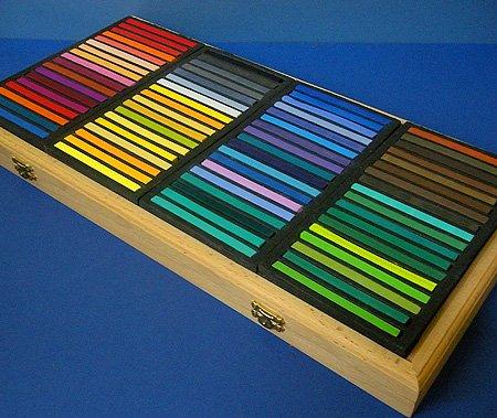 Jack Richeson Signature Assorted Hard Square Pastels (Set of - Hard Pastel