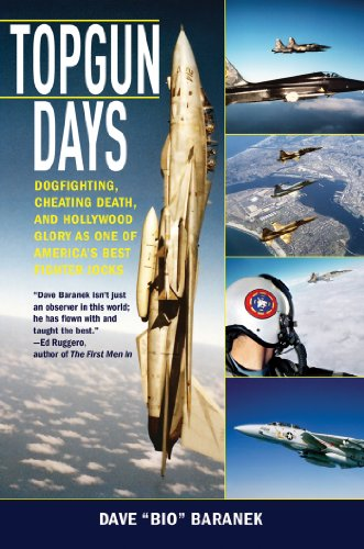 Topgun Days: Dogfighting, Cheating Death, and Hollywood Glory as One of America's Best Fighter Jocks cover