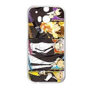 HitmanReborn HTC One M8 Cell Phone Case White MS4611580