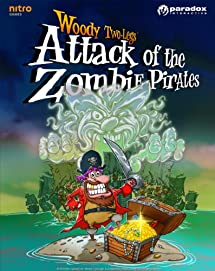 Woody Two-Legs: Attack of the Zombie Pirates [Download]