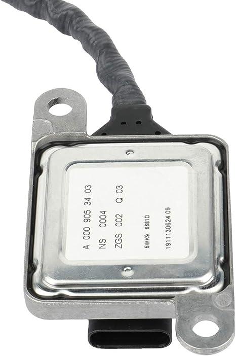 TUPARTS A0009053403 Nitrogen Oxide Sensor Nox Sensor Fits for 2011-2017 Mercedes-Benz E400 E350 GLK250 R350 Sprinter 2500 Sprinter 3500