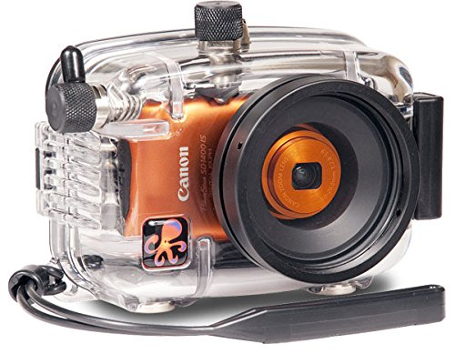Ikelite Underwater Camera Housing for Canon Powershot SD1400 IS, IXUS 130IS and IXY 400F Digital Cameras by Ikelite