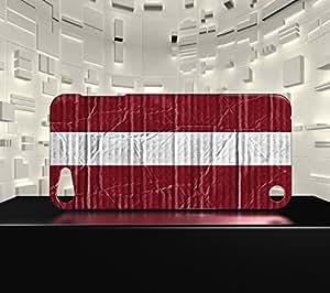 Funda Carcasa para iPod Touch 5 Bandera LETONIA 04