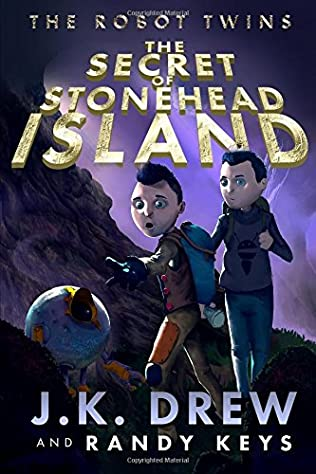 book cover of The Secret of Stonehead Island