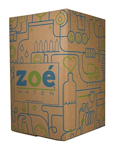 Zoé Water Agua Alcalina, 20 L
