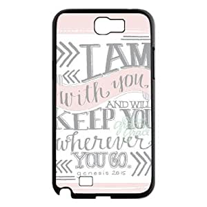 inspirational quotes quotes Case For Samsung Galaxy Note 2 Black Nuktoe613109