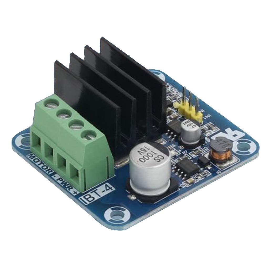 B Blesiya DIY IBT-4 50A Motor Driver High-Power Module Smart Car Driver for Arduino