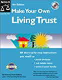 Make Your Own Living Trust, Denis Clifford, 0873375564