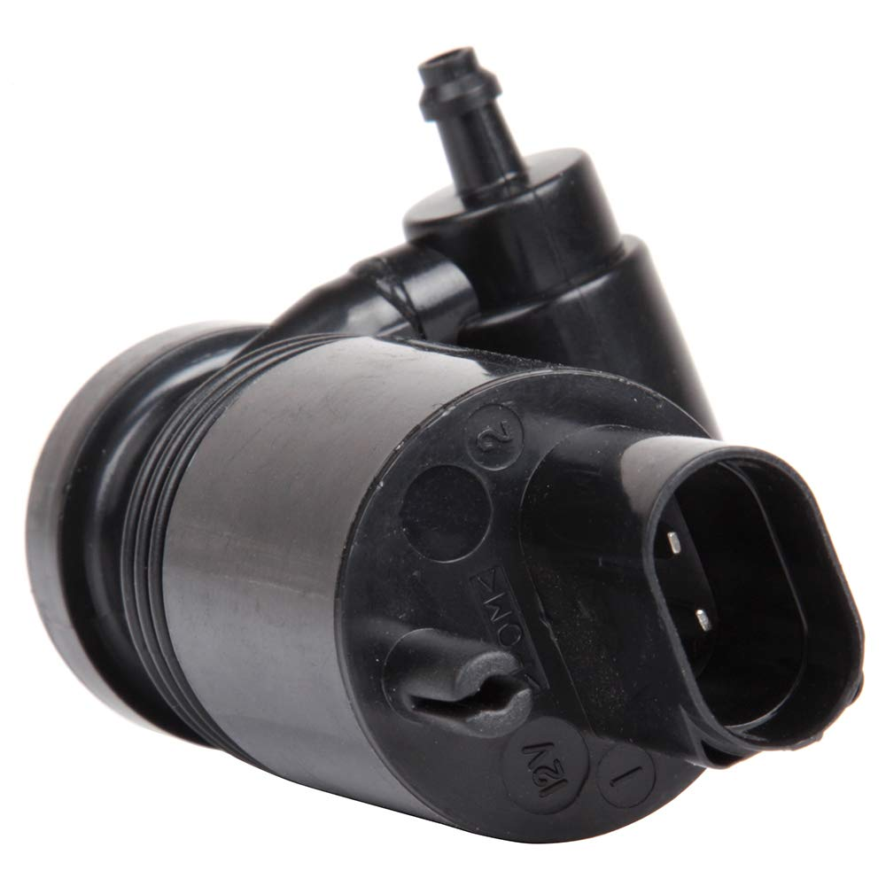 SCITOO Fit for Chrysler//Dodge//Jeep Windshield Washer Pump Motor 05179153AC 05152075AC 05179153AC 05179153AB