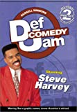 Def Jam Comedy - All-Stars Volumes 4 and 10 - Best of Steve Harvey