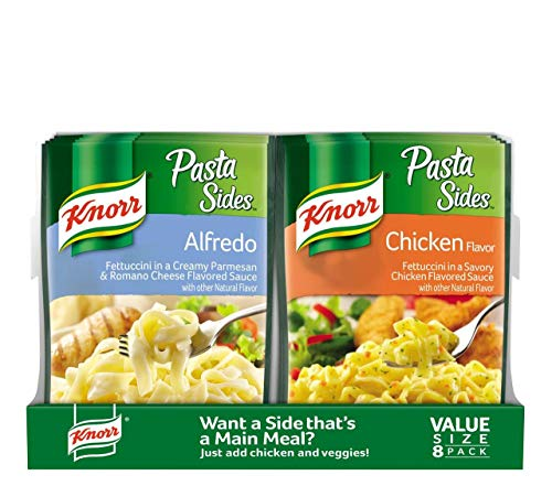 Product of Knorr Alfredo Pasta Sides, 8 ct./4.4 oz. [Biz Discount]