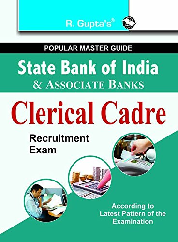 buy sbi associates banks clerical cadre recruitment exam guide rh amazon in Clerical Associate Book Clerical Associate Civil Service Exam