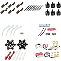 DJI Flame Wheel F550 ARF Kit with  Landing Gear - Naza-M Lite - GPS