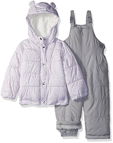 2 Piece Snowsuit - 8