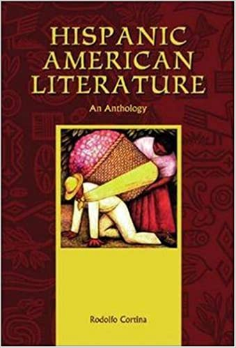 __DOC__ Hispanic American Literature: An Anthology. Buffalo nuestro nature Print utilicen phone
