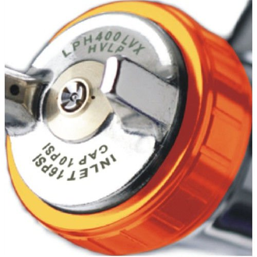 IWATA IWA93548700) LPH400LVX Air Cap(ORANGE)