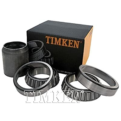 Timken TNTC1 Trailer Bearing Kit: Automotive