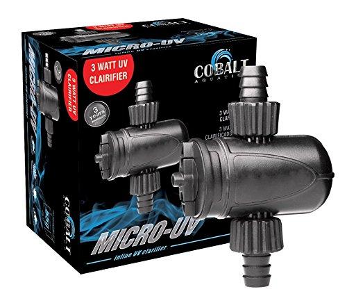 Cobalt Aquatics 26600 Micro Uv Clarifier Clarifier