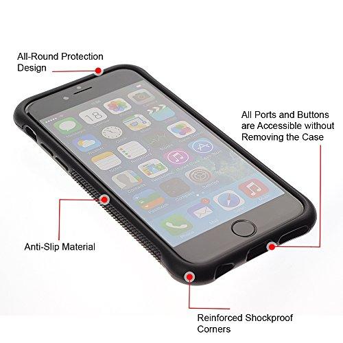 STPlus Gato en una caja Animal Carcasa Funda de Caucho Blando A Prueba de Choques Para Apple iPhone 6 Plus / 6S Plus #10