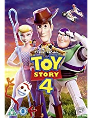 Disney & Pixar's Toy Story 4 [DVD] [2019]
