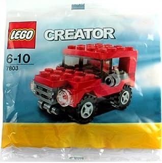 Petite Polybag Set. LEGO Creator Jeep 7803