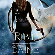 Rebel: Cassidy Edwards series, Book 4 | Carmen Caine