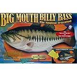 Big Mouth Billy Bass the Singing Sensation by Gemmy Industries by Gemmy [並行輸入品]