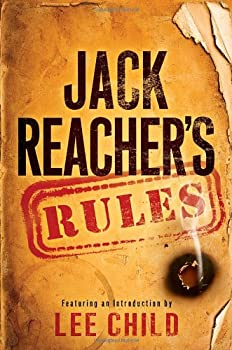 Jack Reacher's Rules 0345544293 Book Cover