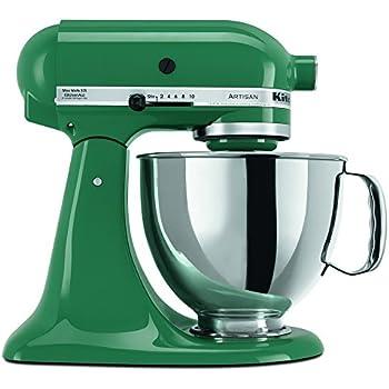 Amazon Com Kitchenaid Ksm75wh Classic Plus Series 4 5