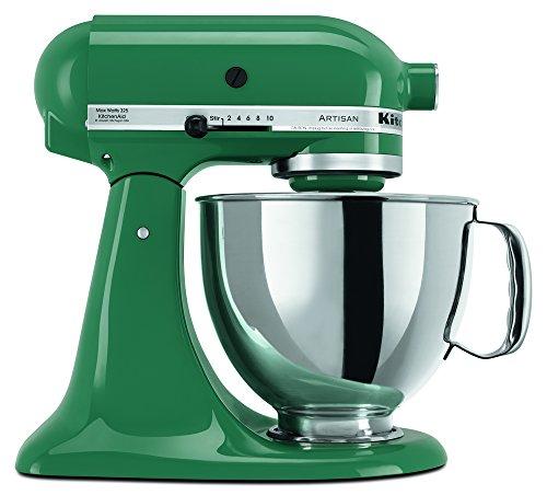 kitchen aid 5 quart mixer green - 7