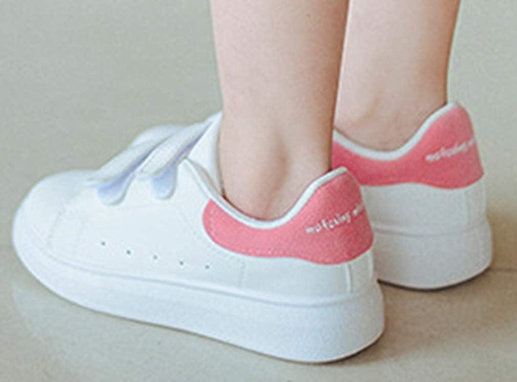 VECJUNIA Boys Girls Fashion Sneakers Breathable Nonslip Flats Outdoor Running