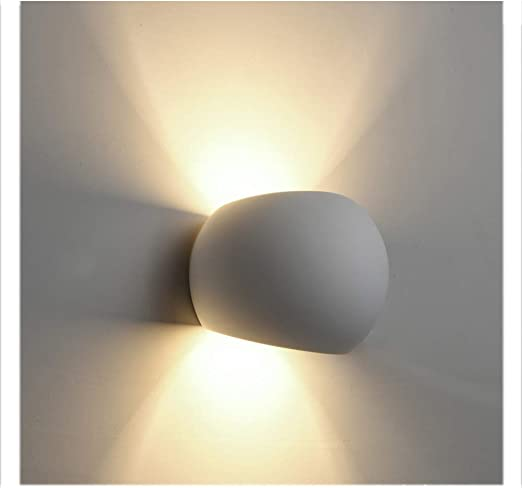 Indoor 5W//8W//10W LED COB Wall Sconce Lamp Up//Down Light Fixture Living Room Shop