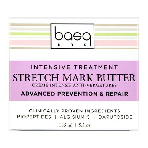 Intensive Treatment Stretch Mark Butter (2 tub) by Basq (Image #1)