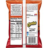 Cheetos Crunchy Cheese Flavored Snacks, 2 Ounce