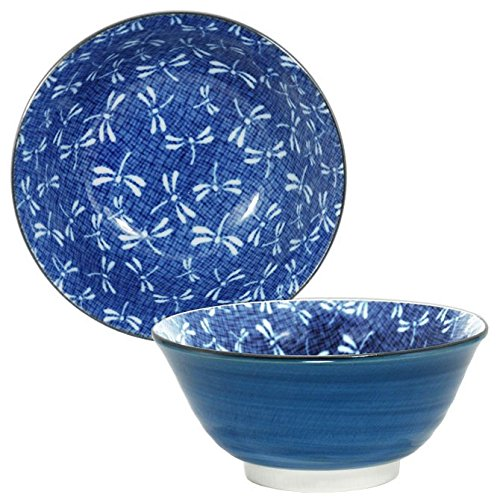 Blue Dragon Rice Bowl - 2 Pieces of 6