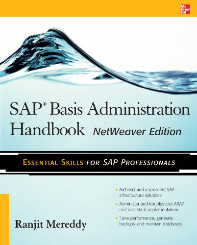 Download SAP Basis Administration Handbook, NetWeaver Edition Pdf