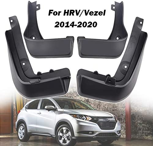 New 1 non embroidered muffler car tail throat exhaust pipe Fit For HRV HR-V 2015 2016 2017 2018 2019