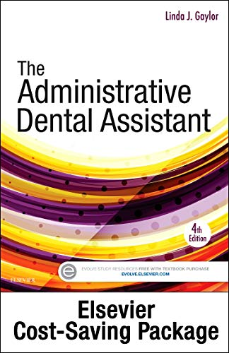 4e Text Package - The Administrative Dental Assistant - Text and Workbook Package