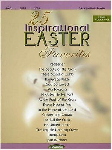 Ipod-Hörbuch-Download 25 Inspirational Easter Favorites auf Deutsch PDF iBook 0634032704